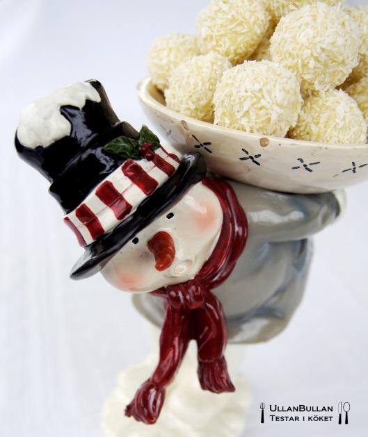 Snöbollar med lime...