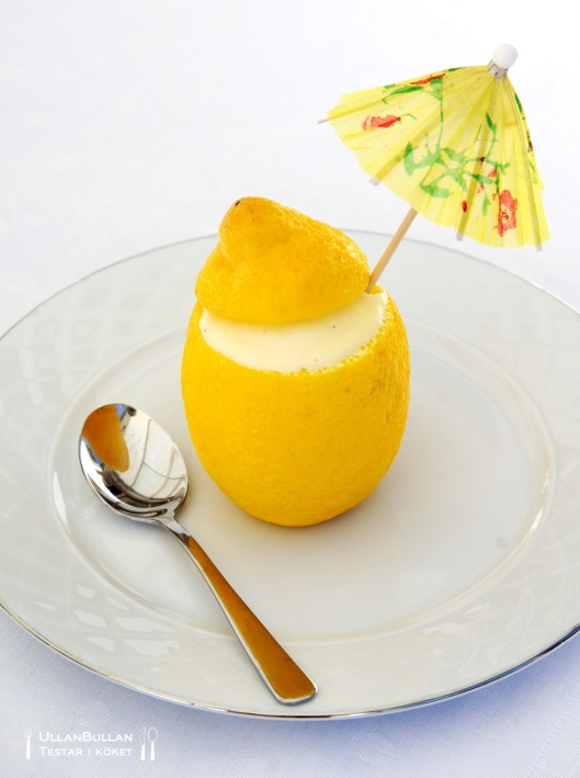 Citronglass i citron ...