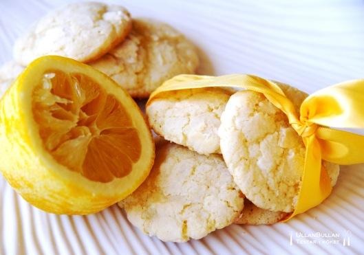 Citronkaka ...