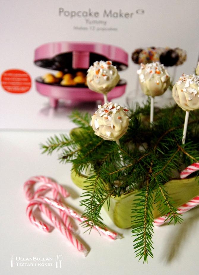 Cake pop Popcake Maker polkagris