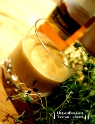 Whiskeysås Recept