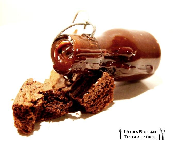 Chokladsås Recept