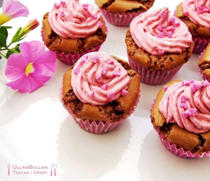 Brownie Muffins choklad