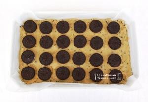 Brownie Oreo Kakbotten Recept
