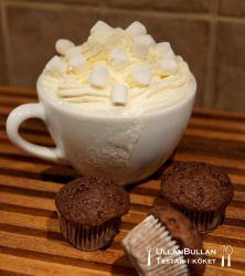 Vit varm choklad Recept