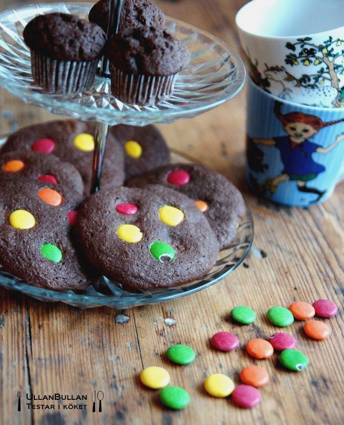 Chokladkakor Nonstop