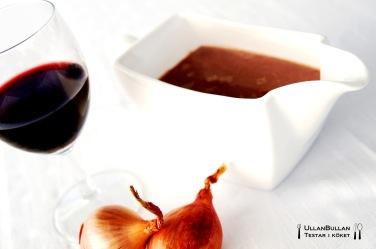 Rödvinssås Portvinsssås Recept