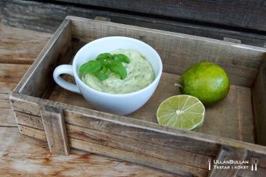 Basilikamajonäs Lime Recept