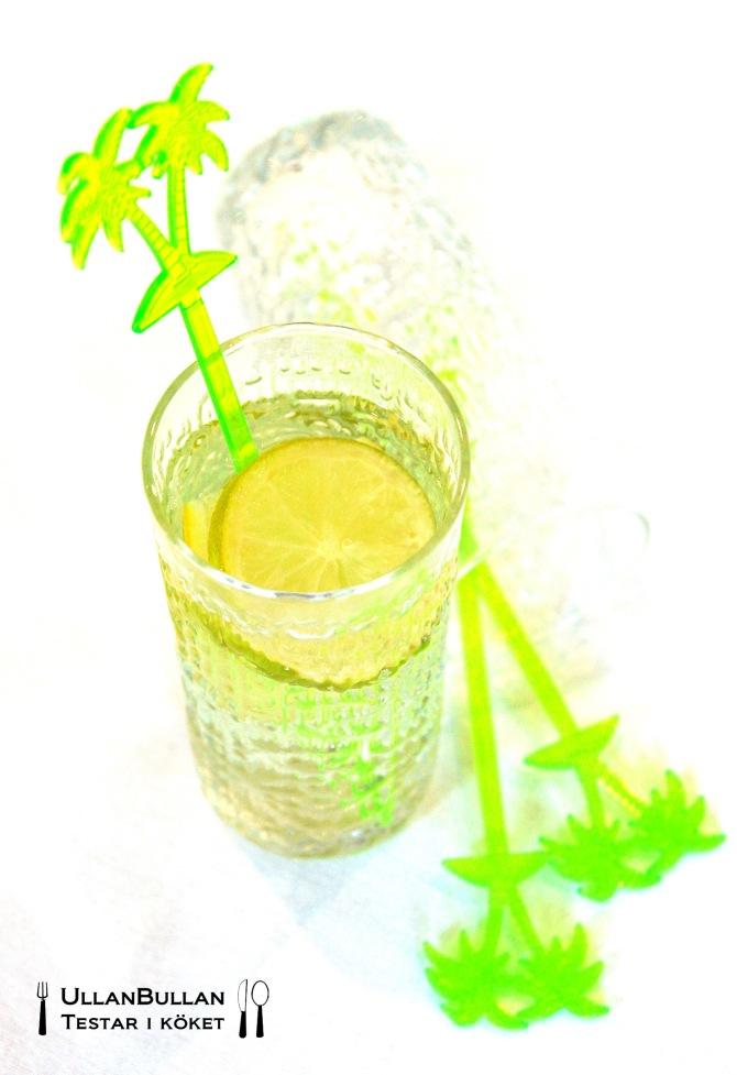Drink Fläder Lime